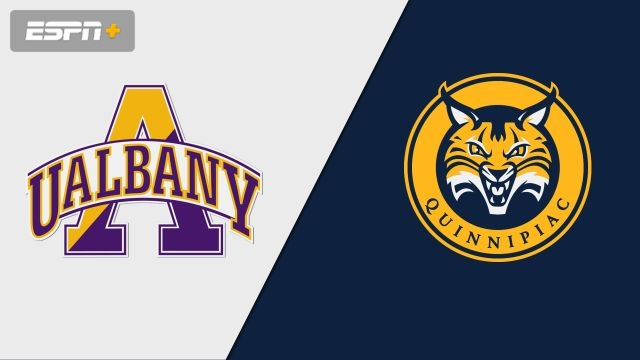 Albany vs. Quinnipiac (M Basketball)