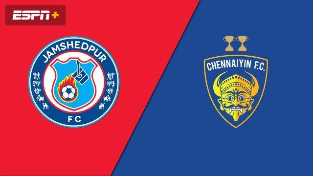 Jamshedpur FC vs. Chennaiyin FC