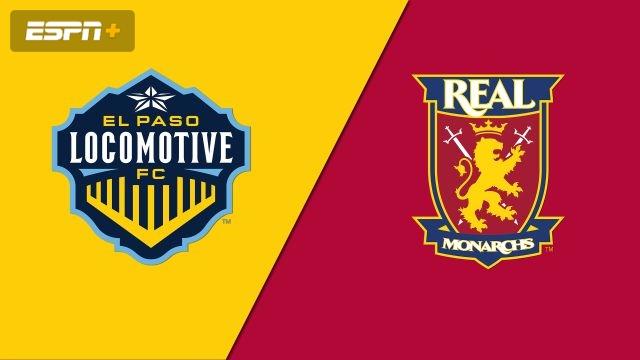 El Paso Locomotive FC vs. Real Monarchs SLC (USL Championship)