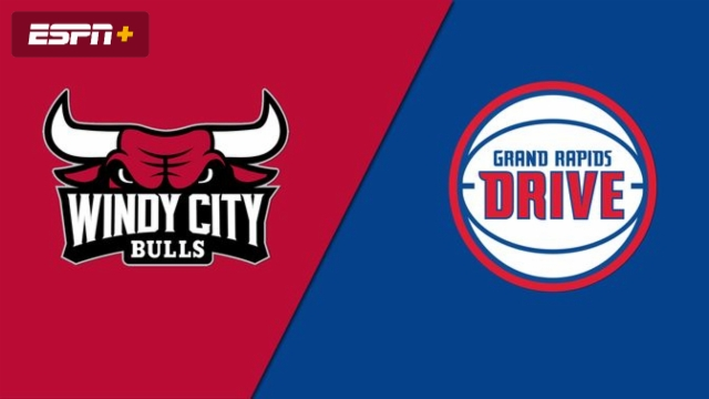 Windy City Bulls vs. Grand Rapids Drive