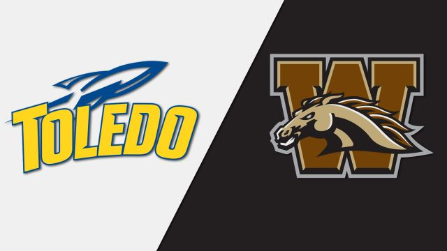 Toledo vs. Western Michigan (W Volleyball)