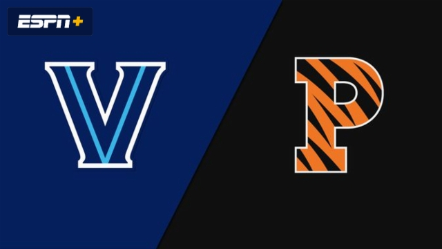 Villanova vs. Princeton (W Water Polo)