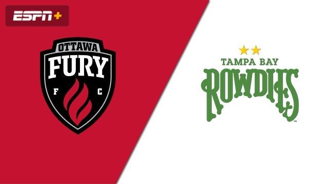 Ottawa Fury FC vs. Tampa Bay Rowdies (USL Championship)