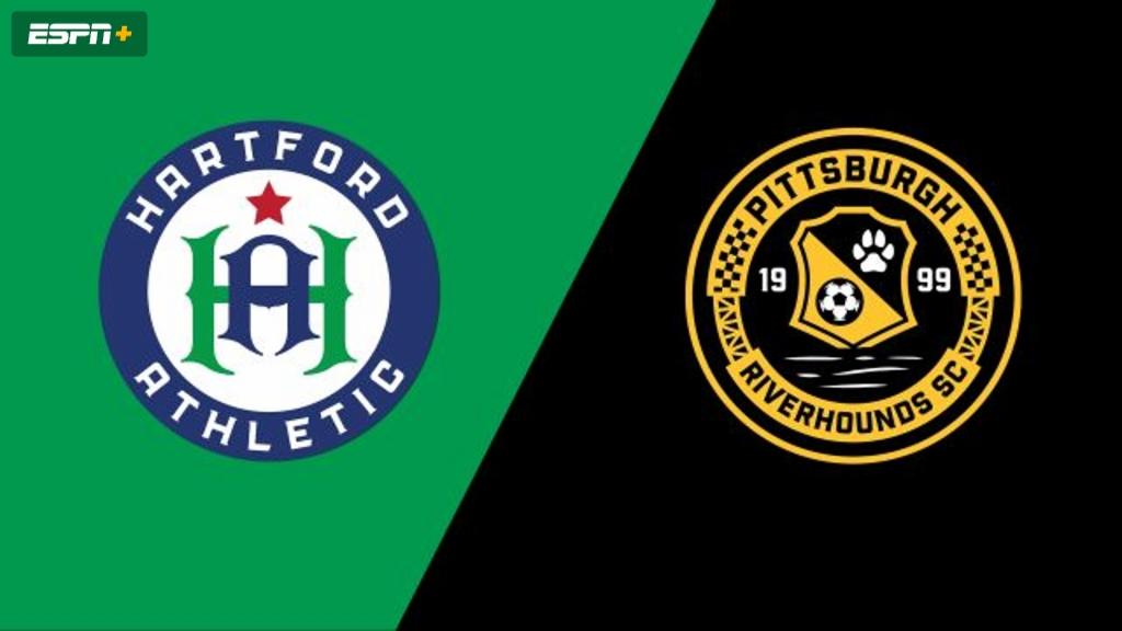 Hartford Athletic vs. Pittsburgh Riverhounds SC (USL Championship)