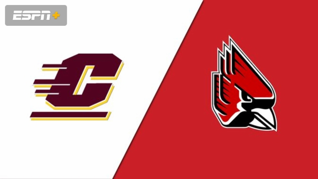 Central Michigan vs. Ball State (M Basketball)