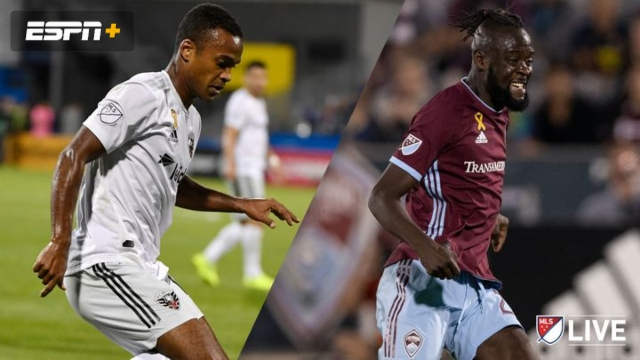 In Spanish-D.C. United vs. Colorado Rapids (MLS)