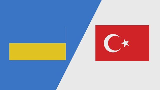 Ukraine vs. Turkey (FIBA World Cup 2019 Qualifier)