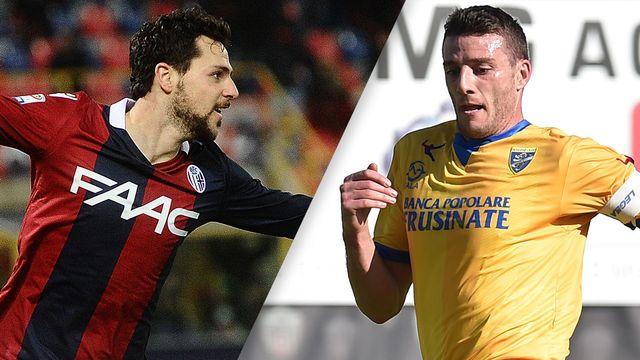 Bologna vs. Frosinone (Serie A)