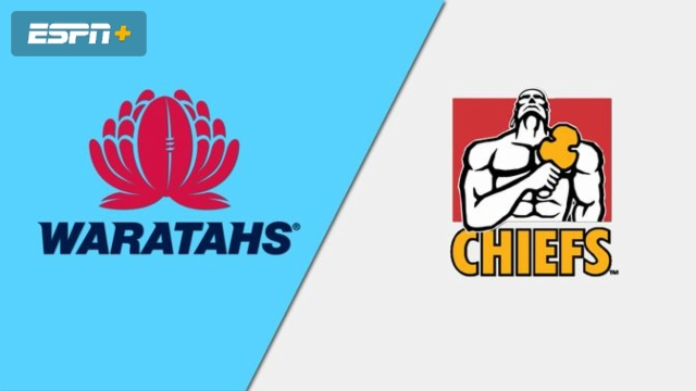 Waratahs vs. Chiefs (Super Rugby)