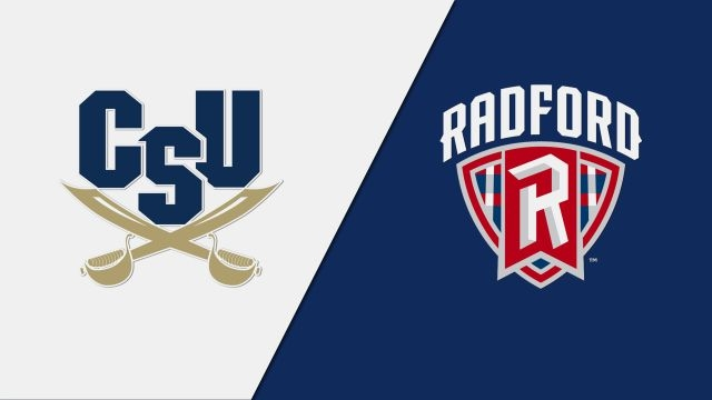 Charleston Southern vs. Radford (Game 10) (Baseball)