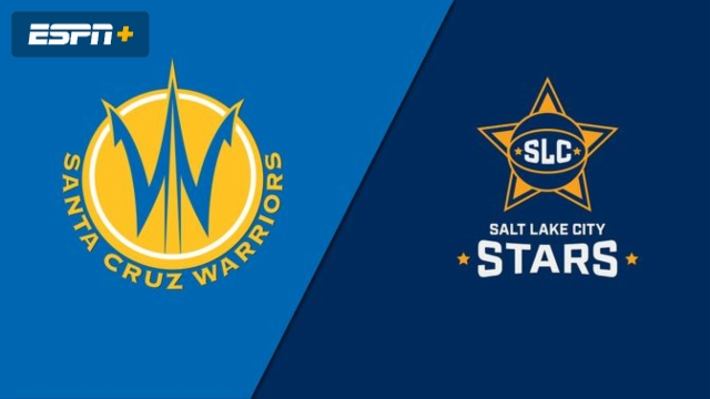 Santa Cruz Warriors vs. Salt Lake City Stars
