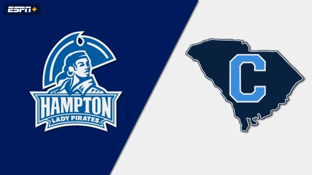 Hampton vs. The Citadel (W Soccer)