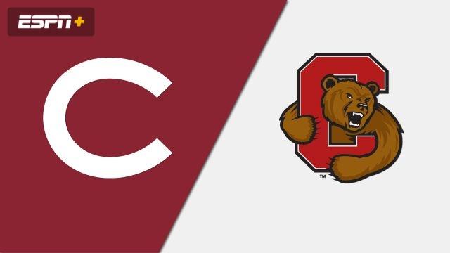 Colgate vs. Cornell (W Soccer)