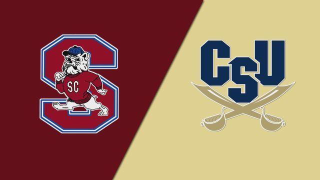 South Carolina State vs. Charleston Southern (M Basketball)