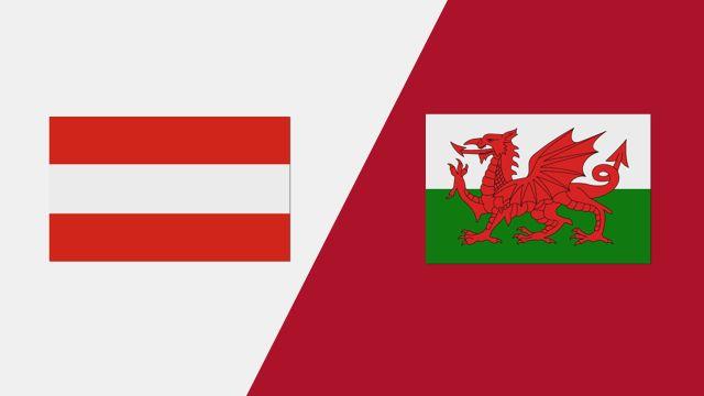 Austria vs. Wales