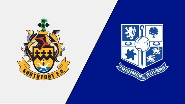 Southport vs. Tranmere Rovers (Round #2) (FA Cup)