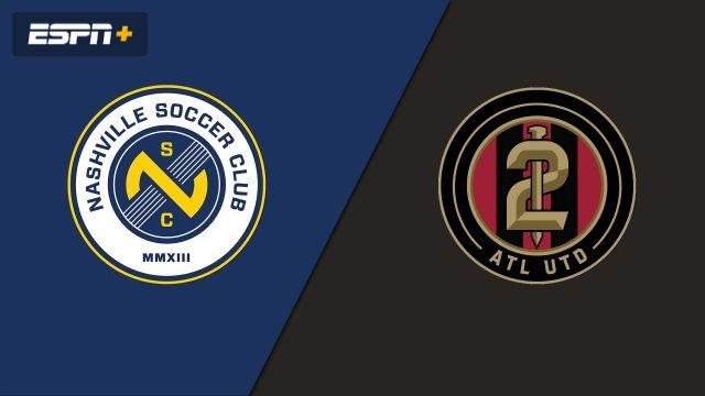 Nashville SC vs. Atlanta United FC 2 (USL Championship)