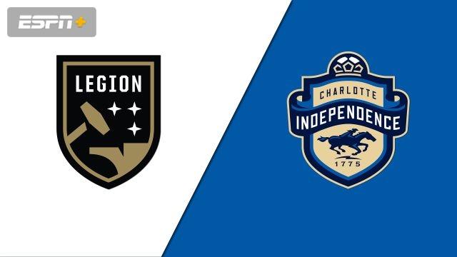 Birmingham Legion FC vs. Charlotte Independence (USL Championship)