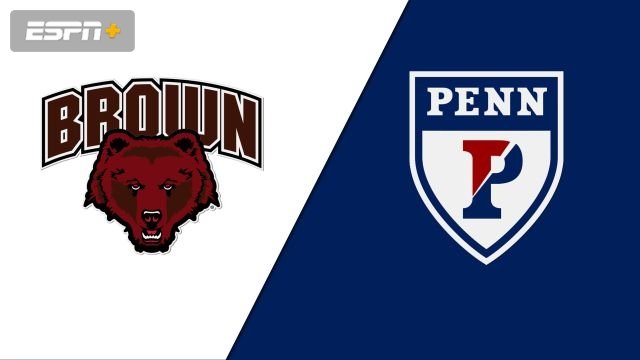 Brown vs. Pennsylvania (Football)