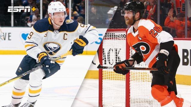 Buffalo Sabres vs. Philadelphia Flyers