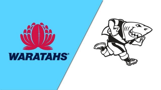 Waratahs vs. Sharks