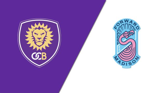 Orlando City B vs. Forward Madison