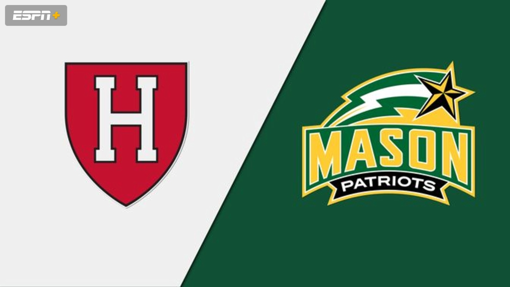 Harvard vs. #13 George Mason (M Volleyball)