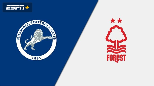 Millwall vs. Nottingham Forest (English League Championship)