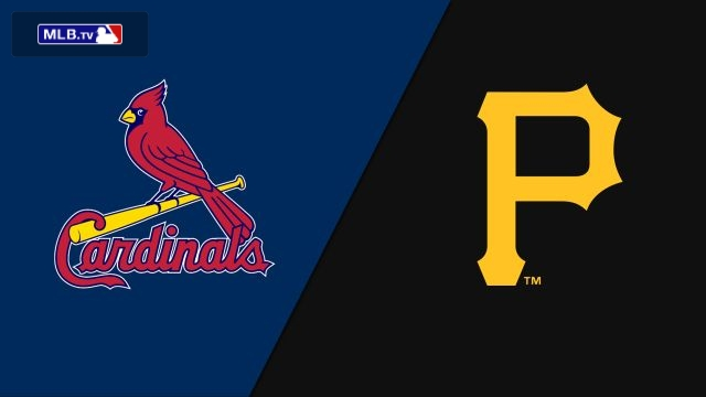 St. Louis Cardinals vs. Pittsburgh Pirates