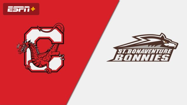 SUNY Cortland vs. St. Bonaventure (W Basketball)