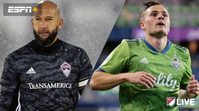 Colorado Rapids vs. Seattle Sounders FC