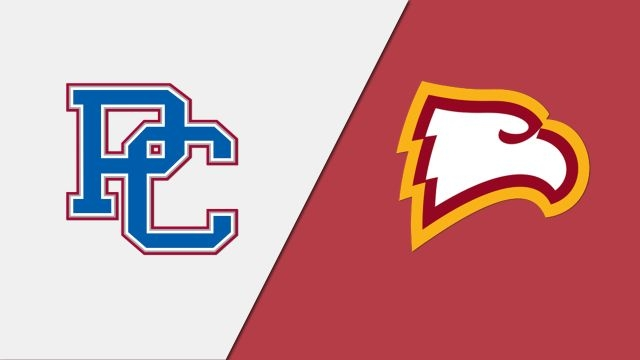 Presbyterian vs. Winthrop (Game 7) (Baseball)