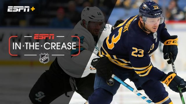 Wed, 10/23 - In the Crease: Sabres look to stay hot
