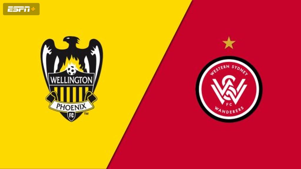 Wellington Phoenix vs. Western Sydney Wanderers FC (A-League)
