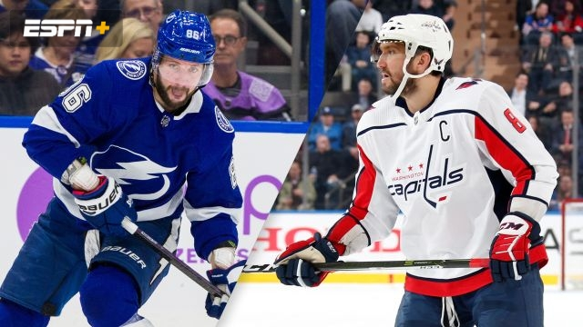 Tampa Bay Lightning vs. Washington Capitals