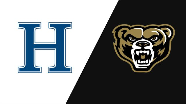 Hillsdale College vs. Oakland (M Basketball)