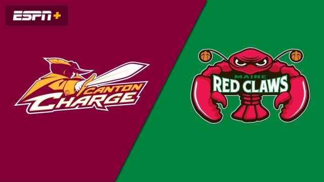 Canton Charge vs. Maine Red Claws