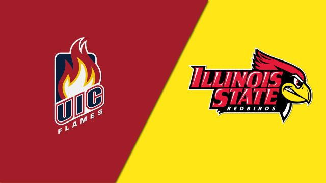 Illinois-Chicago vs. Illinois State (Baseball)