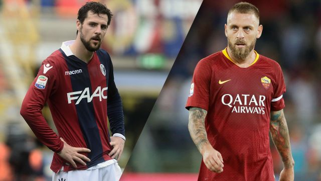 Bologna vs. AS Roma (Serie A)