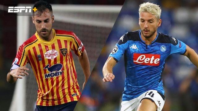 Lecce vs. Napoli (Serie A)