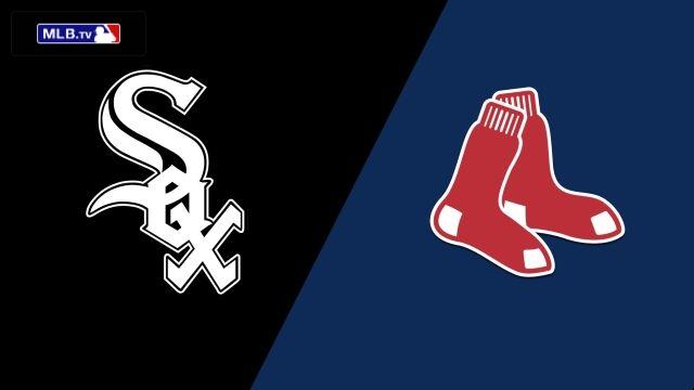 Chicago White Sox vs. Boston Red Sox