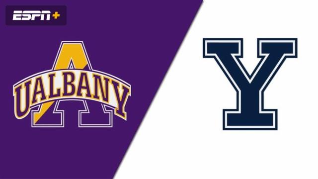 Albany vs. Yale (W Lacrosse)