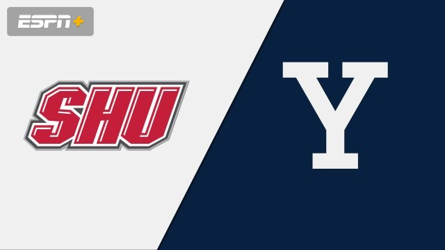 Sacred Heart vs. Yale (W Volleyball)