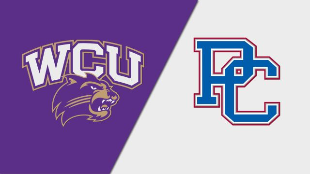 Western Carolina vs. Presbyterian (Softball)