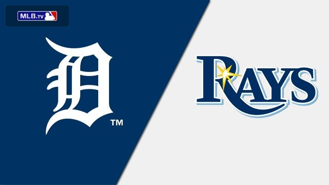 Detroit Tigers vs. Tampa Bay Rays