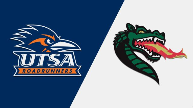 UTSA vs. UAB (M Basketball)