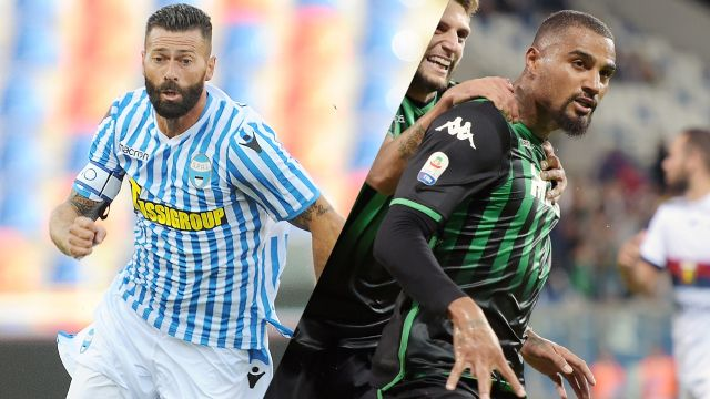 SPAL vs. Sassuolo (Serie A)