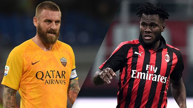 Roma vs. AC Milan (Serie A)