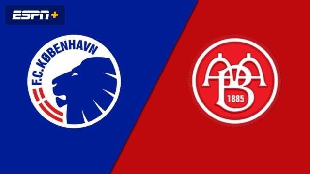 FC Kobenhaven vs. AaB (Danish Superliga)