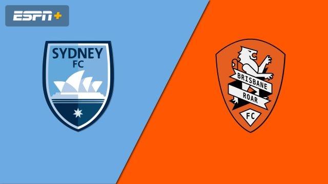 Sydney FC vs. Brisbane Roar FC (A-League)